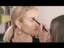 Everyday makeup tutorial with Marianna Hewitt and Rosie Huntington Whiteley