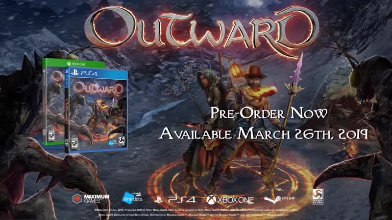 OUTWARD Dev Diary Wanderlust