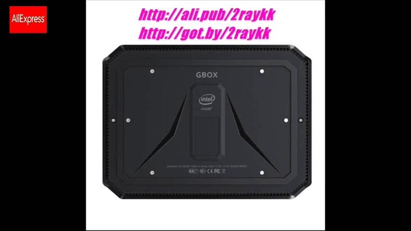 CHUWI GBox, Mini PC, LPDDR4, 4 ГБ ОЗУ, 64 ГБ Память, Wi-Fi 5 г, HDMI 2, HDD 2TB, 2018