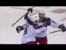 Round 1, Gm 1: Blue Jackets at Capitals Apr 12, 2018