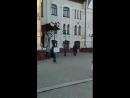 Первый выход фонарщика в новом 81 сезоне Уссурийский театр драмы имени В Ф Комиссаржевской
