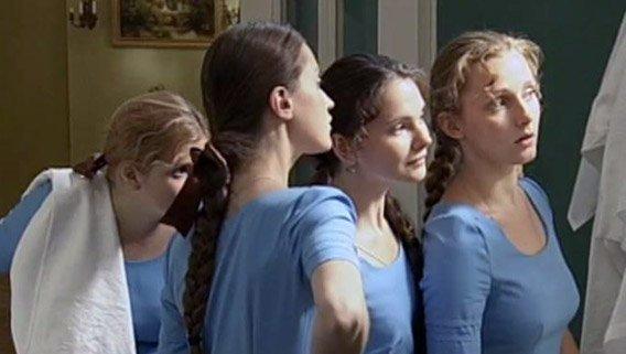 Институт благородных девиц, 1 серия