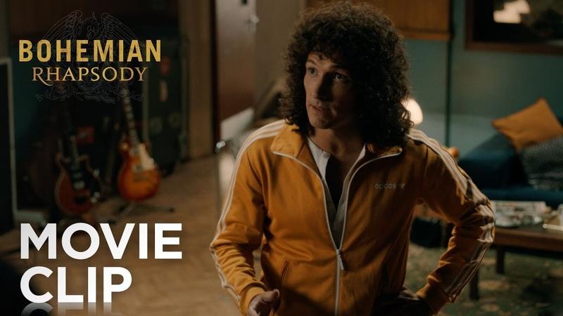 Bohemian Rhapsody | We Will Rock You Clip | 20th Century FOX