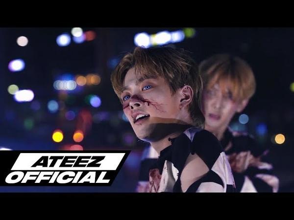 ATEEZ(에이티즈) - 해적왕(Pirate King) Performance Video (좀비 ver.)
