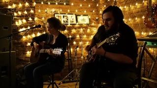 Кирилл Золотарёв&Мария Перфильева - Voodoo Child(Jimi Hendrix cover)