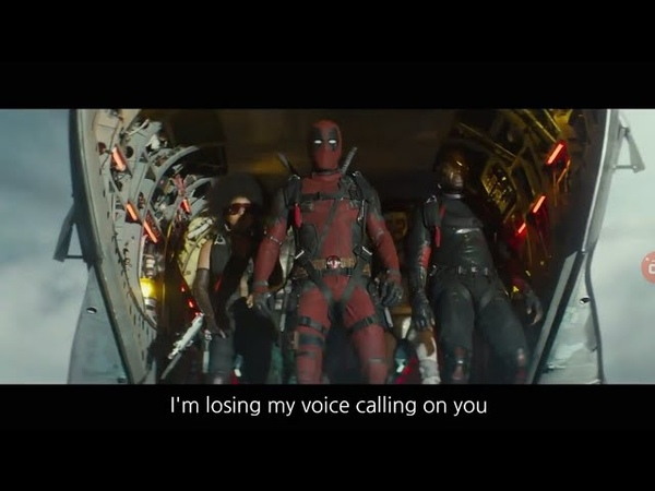 Céline Dion - Ashes (Lyric Video) From The Movie Theme Song Deadpool 2