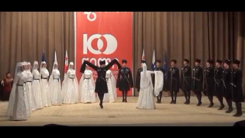 ансамбль Грузии Рустави - танец Симди (26.05.2018)