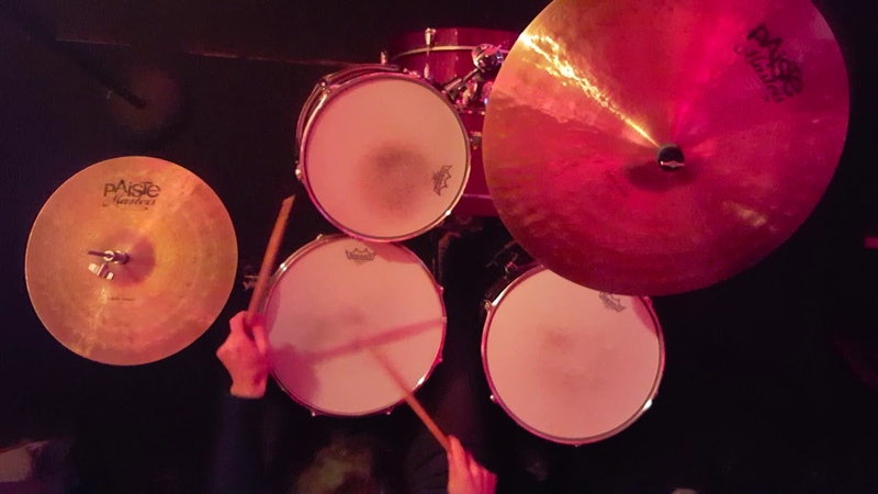 Blue Monk (Th. Monk), Roy Haynes drum solo