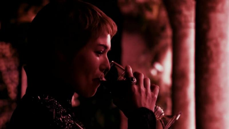 Cersei Lannister - Paint It Black (Hidden Citizens)