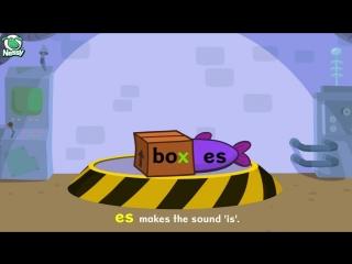 [v-s.mobi]Nessy Spelling Strategy Plurals -s -es