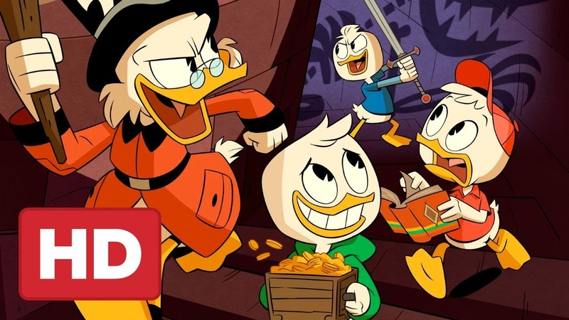 DuckTales Magica Reveal Trailer Comic Con 2018