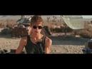 Тренировка Линды Хэмилтон для съемок фильма Терминатор 2: Судный день (Оцифрованные кадры)