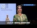 Oriental Fashion show Mercedes Benz Fashion Week Russia S/S 2019 | FashionTV | FTV