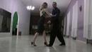 Ведение-следование в танго. Водить или танцевать? Контакт в паре