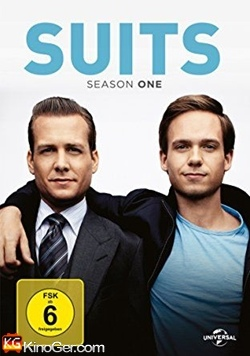 Suits Staffel 1-6 (2011)