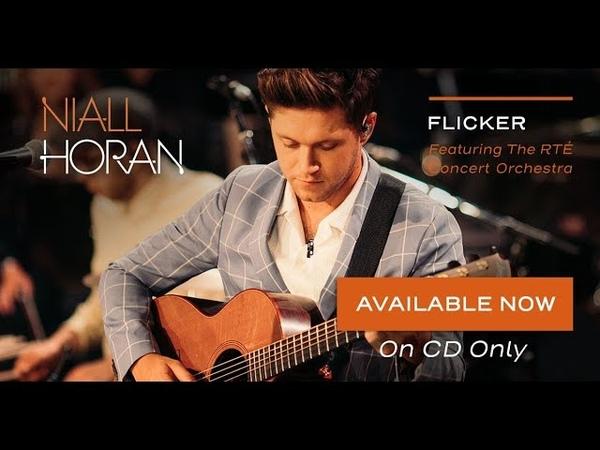 Niall horan the rte concert orchestra — flicker album