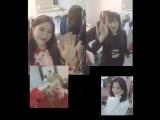 180415 Irene, Seulgi, Wendy, Yeri (Red Velvet) @ smtown Insgram
