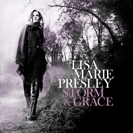 Lisa Marie Presley альбом Storm & Grace