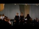 Отчётный концерт Вокального отделения Stabat mater 6