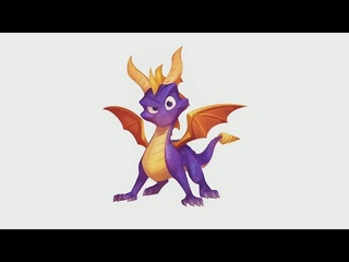 Spyro Reignited Trilogy (PS4/Xbox One) - SDCC 2018 Spyro Sketch (Promo Video Clip)