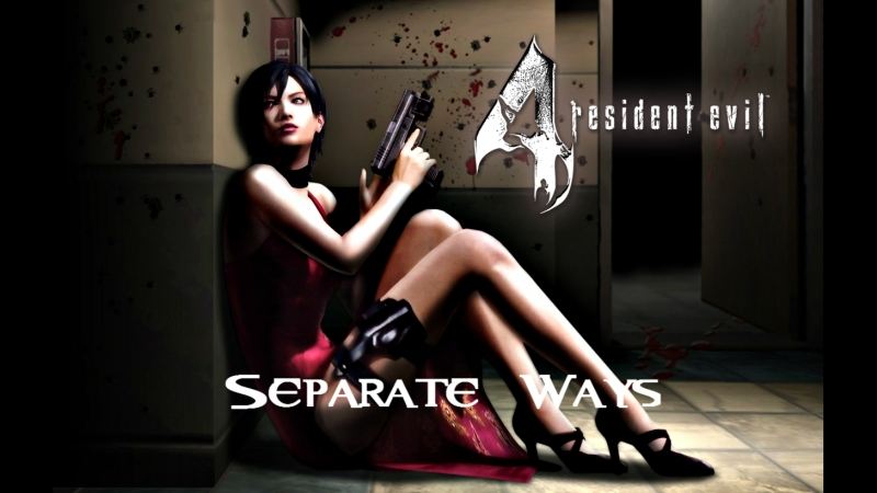 Resident Evil 4 - Разные пути   Ada Wong campaign [ Chapter 3 ]
