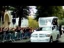 Папа Рымскі Францішак, 22 верасня 2018 году, 17.15, Вільня, вуліца Майроніа.