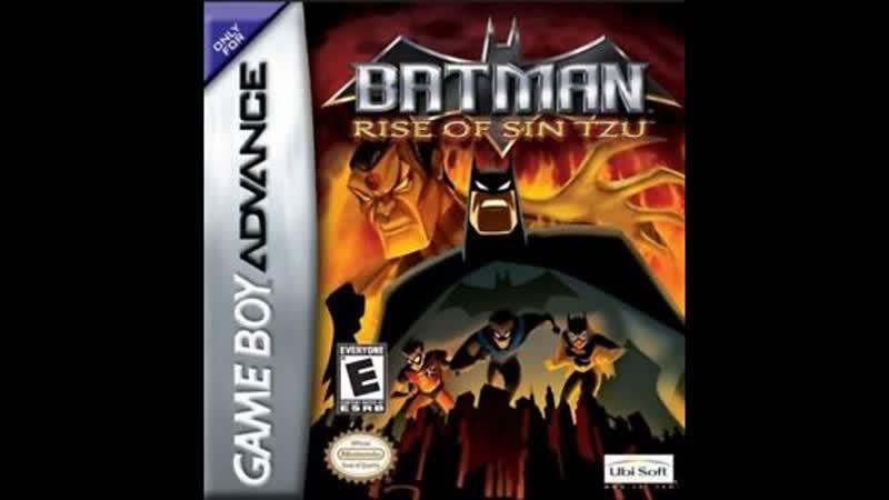 Level 2 Batman Rise of Sin Tzu Gotham Map Карта Готэма