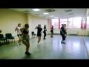 DJ Flex - She Don`t Text choreography by Denis Belousov