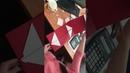 Подарочная коробка на магните складная с ручкой Премиум