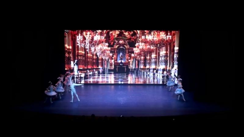 Haikou ballet gala videoclip