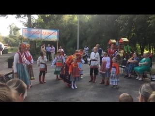 Выступление Дошкольной группы эстрадного театра Мечтатели