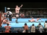 1998.11.21 - Stan HansenVader vs. Kenta KobashiJun Akiyama FINISH