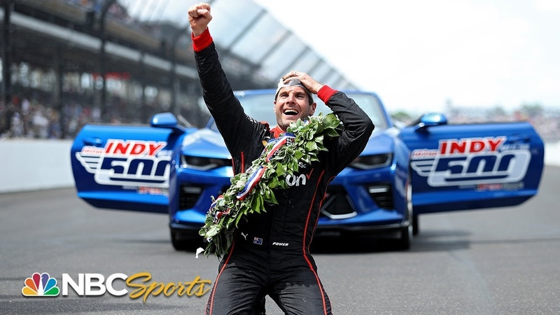 Will Power Not recognized until you win | Indy 500 | Motorsports on NBC