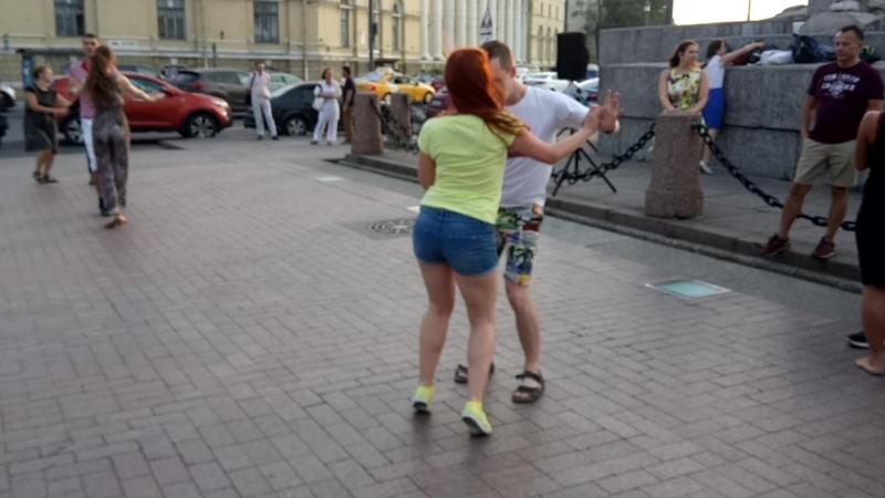 ☀Open Air 19 Jul 2018⏳20.00-23.00☀🔊Dj Alemurr🎛🔊 🌴🏛St. Petersburg Vasilievsky Island🏛🌴