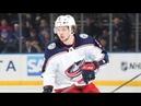 Artemi Panarin - Columbus Blue Jackets - 2018/2019 NHL