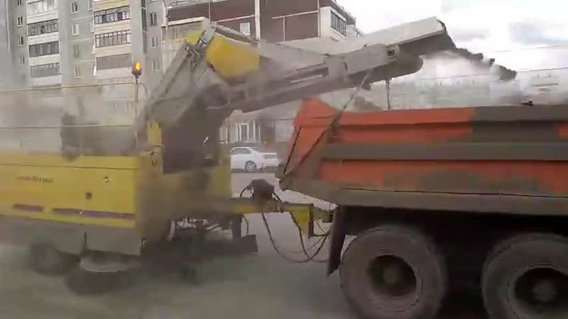 Адская колесница в Каменске Уральском