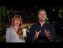 25 лет Jurassic Park. Крис Пратт и Брайс Даллас Ховард в Entertainment Weekly