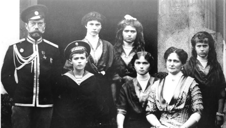 Вести.Ru Сто лет назад были расстреляны Николай II, его жена, дети и члены свиты