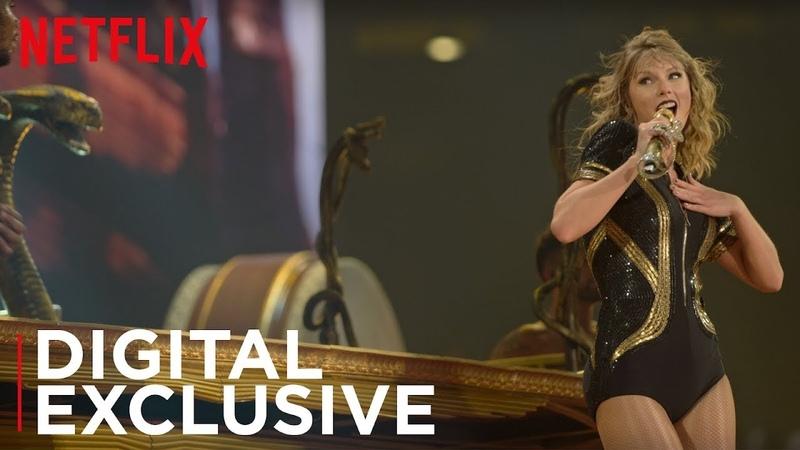 King of My Heart | Taylor Swift reputation Stadium Tour | Netflix