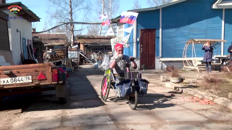 Сюжет об Алексее Костюченко - необычном путешественнике