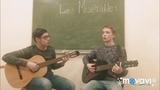 Владислав Кондратьев и Евгений Маркин - Salvatore Adamo - Tombe la neige (cover version)