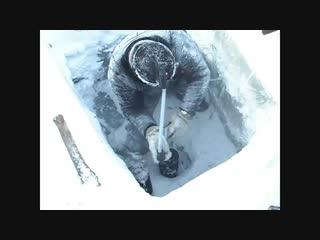 Зимняя рыбалка в России. Жесть. pbvyzz hs,fkrf d hjccbb. ;tcnm.
