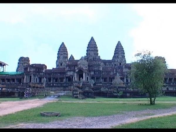 Ангкор - Світ навиворіт. Камбоджа. 1 сезон 6 серія