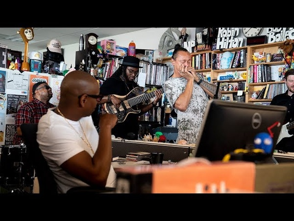 Frédéric Yonnet With Special Guest Dave Chappelle NPR Music Tiny Desk Concert