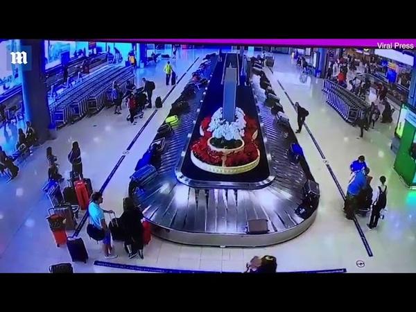 В Таиланде арестовали вора путешественника который летал по миру и воровал чемоданы в аэропортах