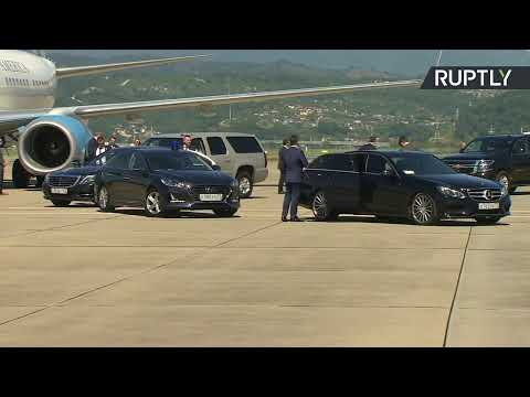 Pompeo arrives in Sochi for US-Russia talks
