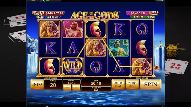 Слотомания на ПокерСтарс Slot Machines on PokerStars DEAD OR ALIVE AGE OF GODS PYRAMID KOI PRINCESS