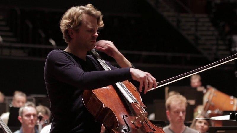 Bloch - Schelomo - Julian Steckel / Christophe Eschenbach (répétition)
