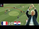 How Did France Overcome Croatia's Tactics World Cup Final Tactical Analysis