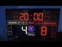 Чемпионат КБР по мини-футболу 2018/19. ПД. 1 тур. Зихия 2 - Маячок. 2 тайм.